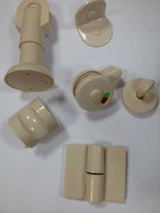 Фурнитура для туалетных перегородок