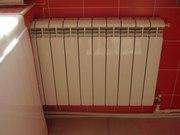 Установка (замена) батарей радиаторов отопления (подключение,  монтаж)