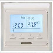 Терморегулятор теплого пола программируемый Е-51 (встраиваемый).