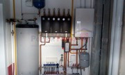Установка котлов отопления